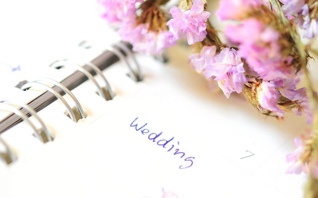 Ratschläge für die Hochzeitsplanung.Wer hat die guten Tipps?