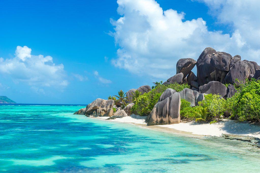 Wedding Styles: Strandhochzeit - Seychellen Style