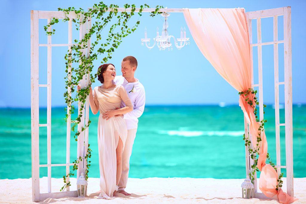 Wedding Styles: Strandhochzeit – Bahamas Style
